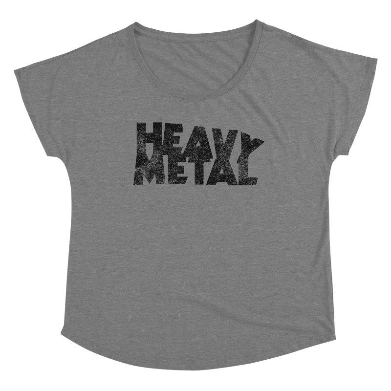 Women's None by Heavy Metal Magazine