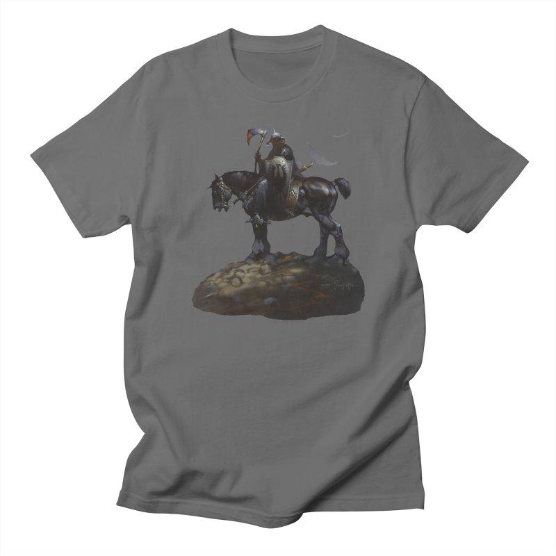 Death Dealer Men's T-Shirt by Heavy Metal Magazine