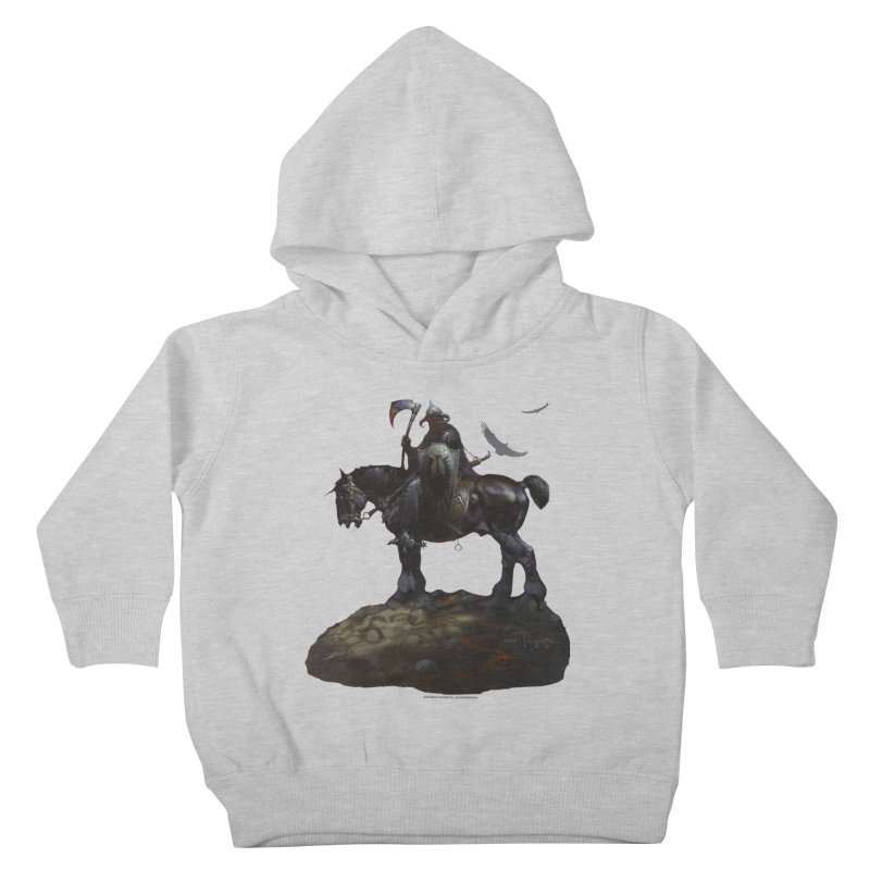Death Dealer Kids Toddler Pullover Hoody by Heavy Metal Magazine