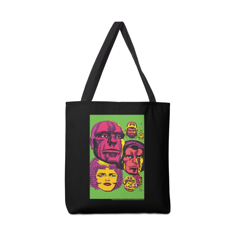 Portraits Accessories Tote Bag Bag by Heavy Metal Magazine