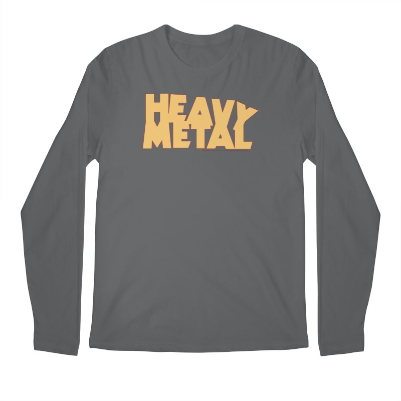 Heavy Metal Men's Longsleeve T-Shirt by Heavy Metal Magazine
