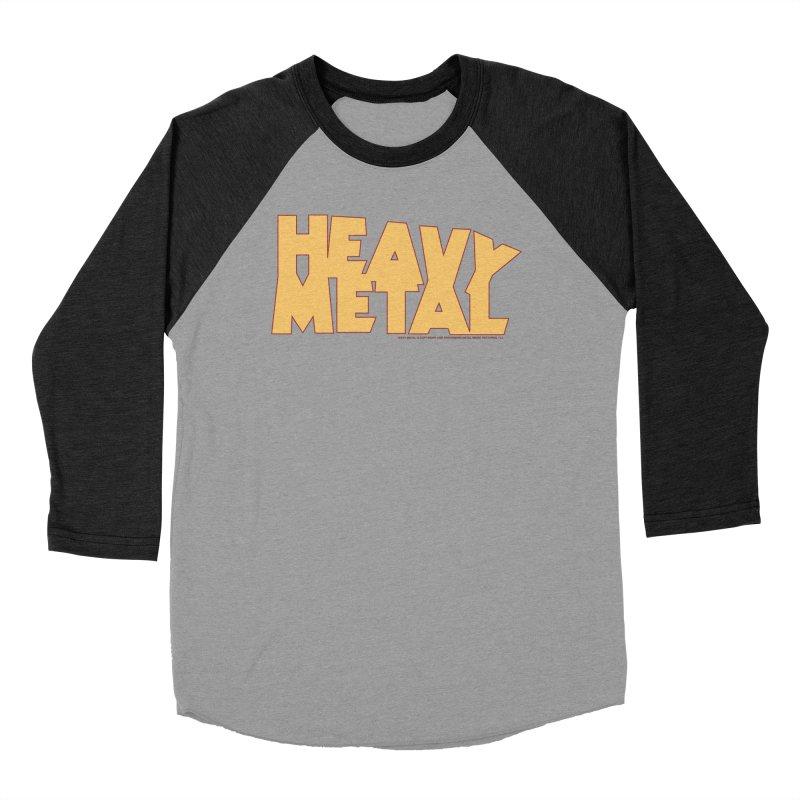 Heavy Metal Men's Longsleeve T-Shirt by Heavy Metal Magazine