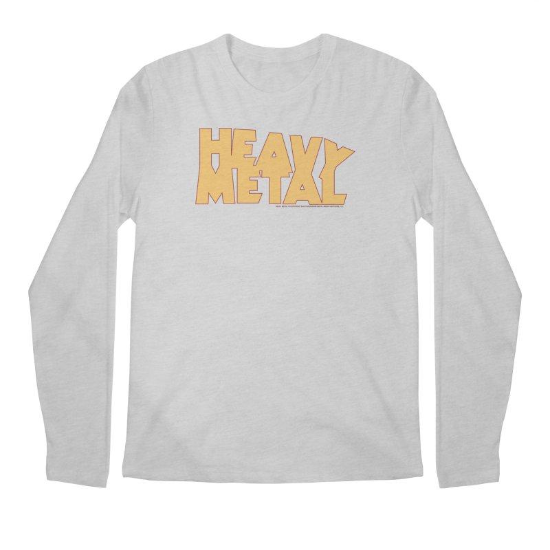Heavy Metal Men's Regular Longsleeve T-Shirt by Heavy Metal Magazine