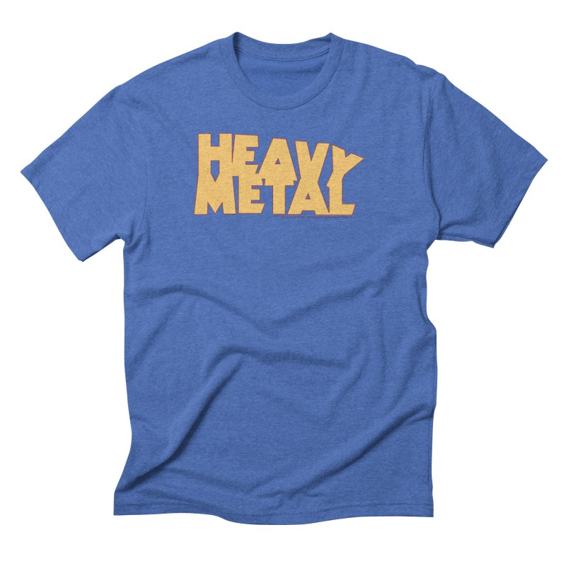 Heavy Metal Men's Triblend T-Shirt by Heavy Metal Magazine