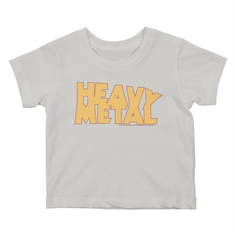 Heavy Metal Kids Baby T-Shirt by Heavy Metal Magazine