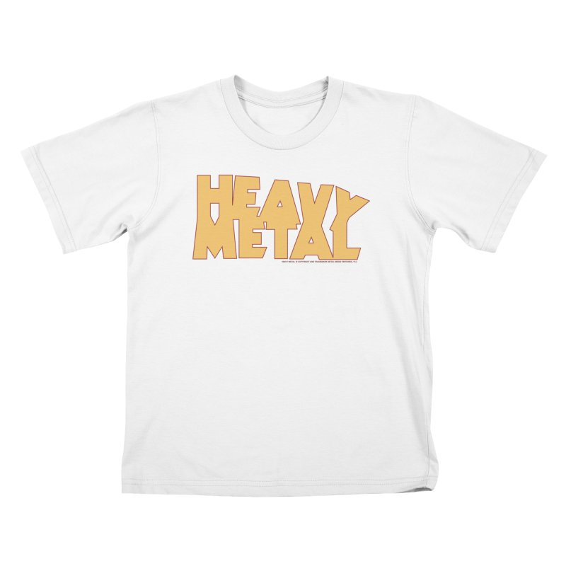 Heavy Metal Kids T-Shirt by Heavy Metal Magazine