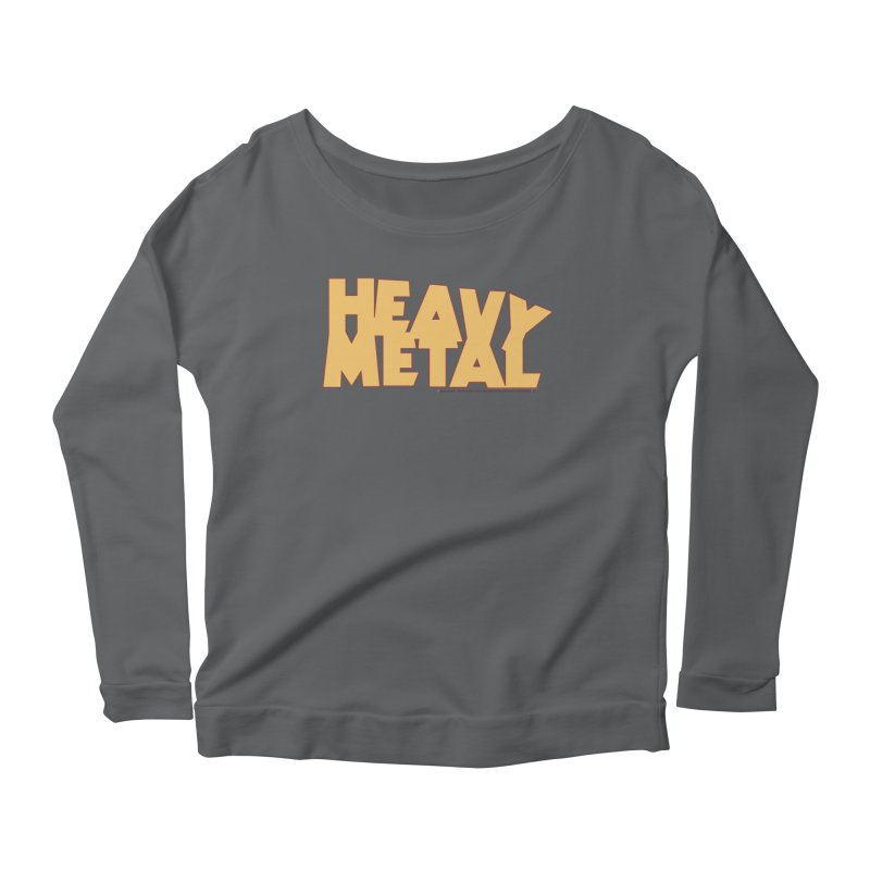 Heavy Metal! Women's Longsleeve T-Shirt by Heavy Metal Magazine