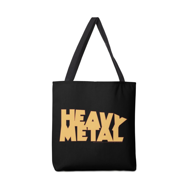Heavy Metal! Accessories Tote Bag Bag by Heavy Metal Magazine