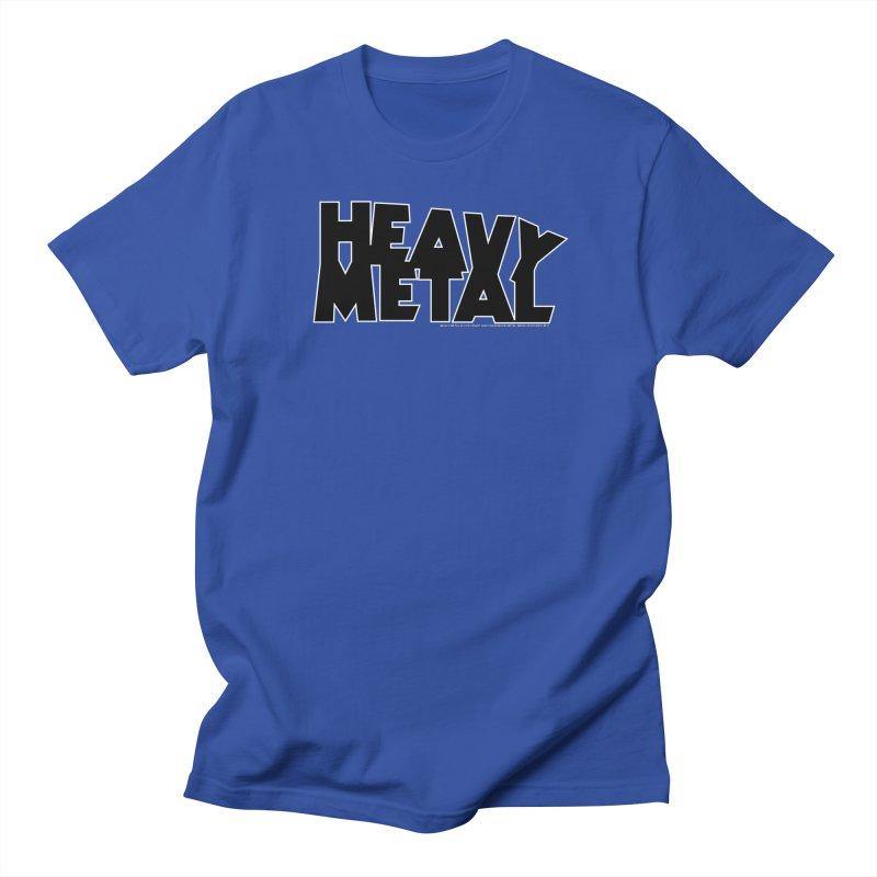 Heavy Metal Men's T-Shirt by Heavy Metal Magazine