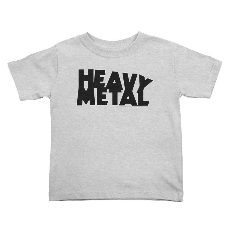 Heavy Metal Kids Toddler T-Shirt by Heavy Metal Magazine