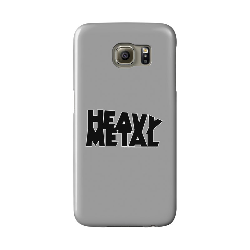 Heavy Metal Accessories Phone Case by Heavy Metal Magazine
