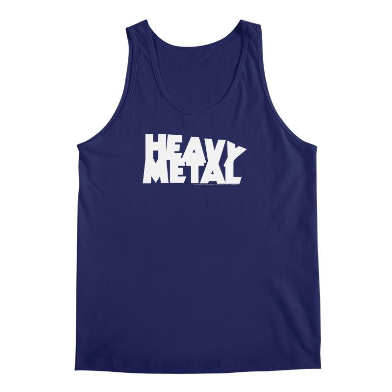 Heavy Metal Men's Tank by Heavy Metal Magazine