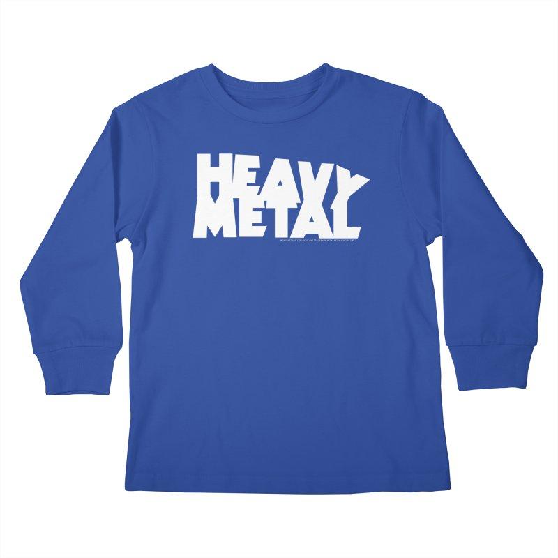 Heavy Metal Kids Longsleeve T-Shirt by Heavy Metal Magazine