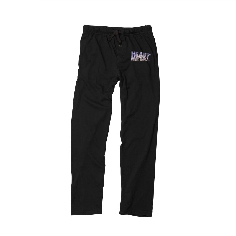 Shop Men S Lounge Pants Heavy Metal Magazine