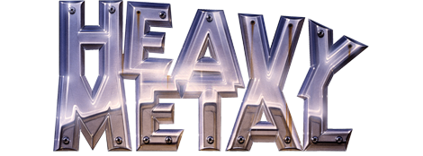 Heavy Metal Magazine Logo