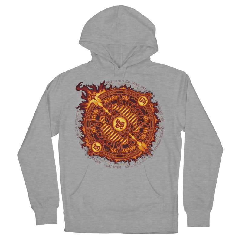 Ifrit Seal Women's Pullover Hoody by hechicero's Magic Shop