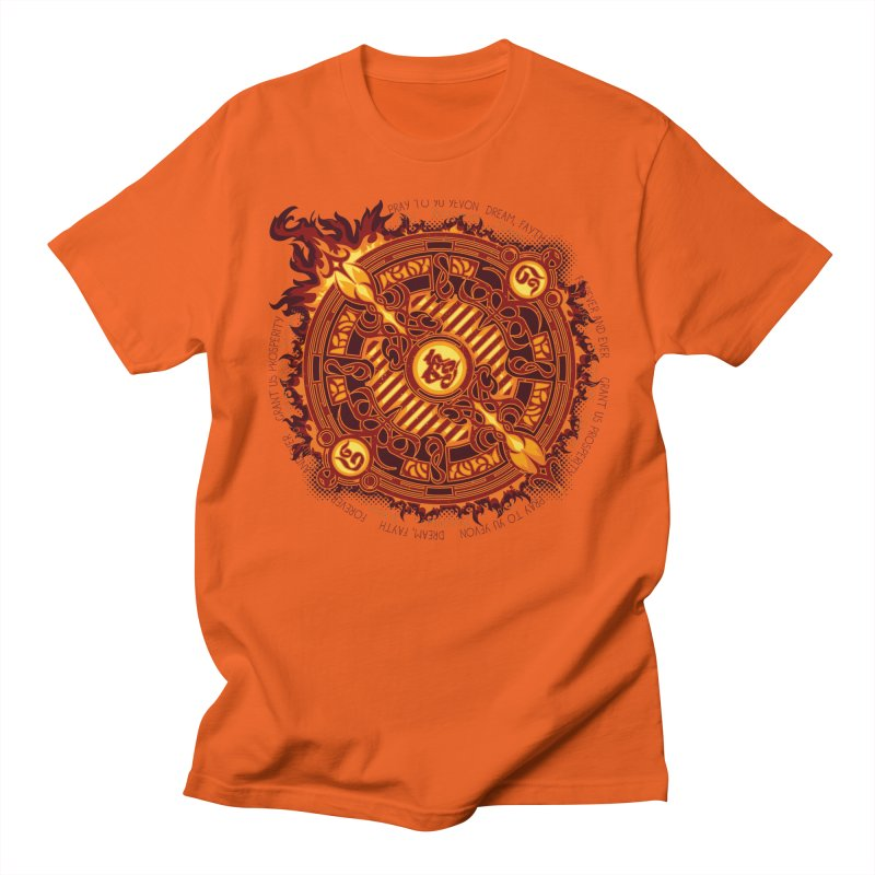 Ifrit Seal Women's Unisex T-Shirt by hechicero's Magic Shop