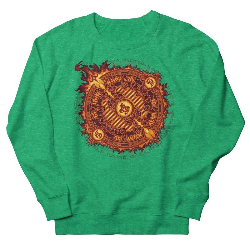 Ifrit Seal Men's Sweatshirt by hechicero's Magic Shop