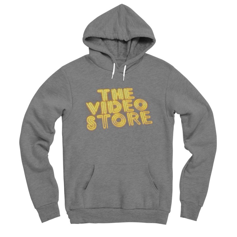 The Video Store - Logo Shirt Women's Pullover Hoody by The Official Hectic Films Shop