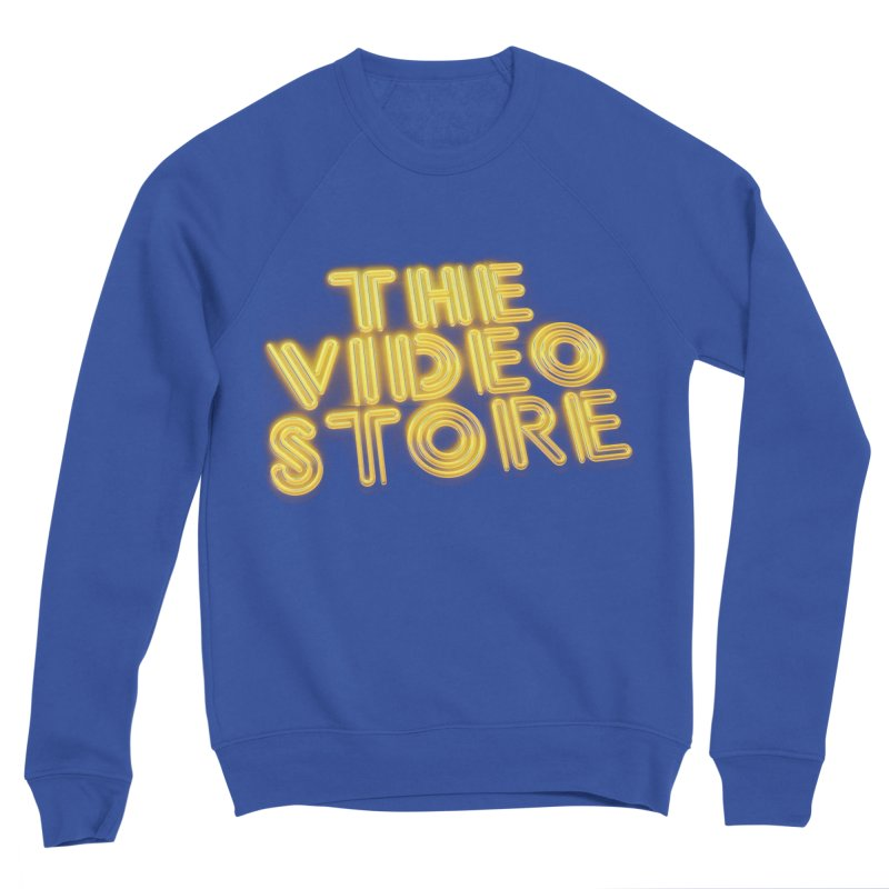 The Video Store - Logo Shirt Men's Sweatshirt by The Official Hectic Films Shop