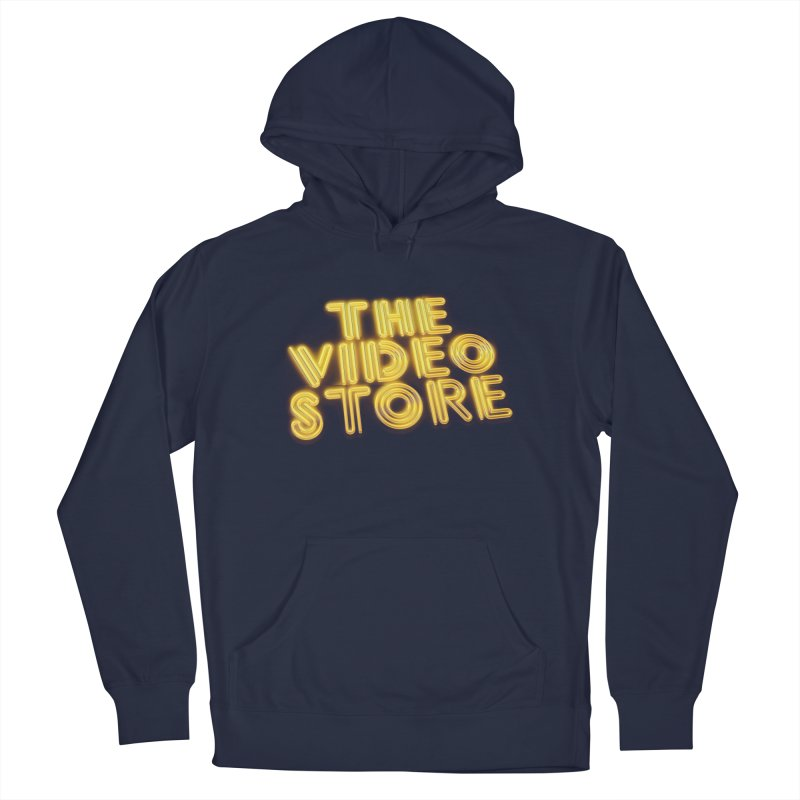 The Video Store - Logo Shirt Men's Pullover Hoody by The Official Hectic Films Shop