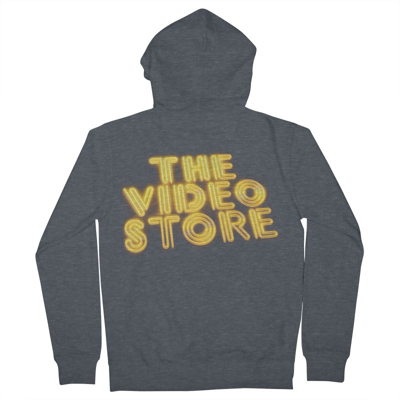 The Video Store - Logo Shirt Women's Zip-Up Hoody by The Official Hectic Films Shop