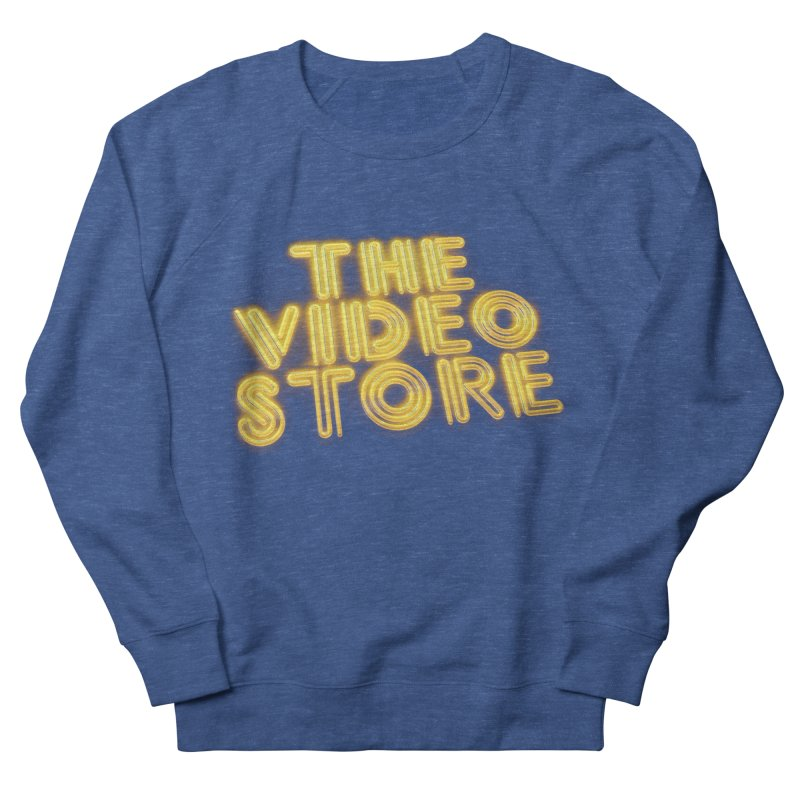 The Video Store - Logo Shirt Women's Sweatshirt by The Official Hectic Films Shop