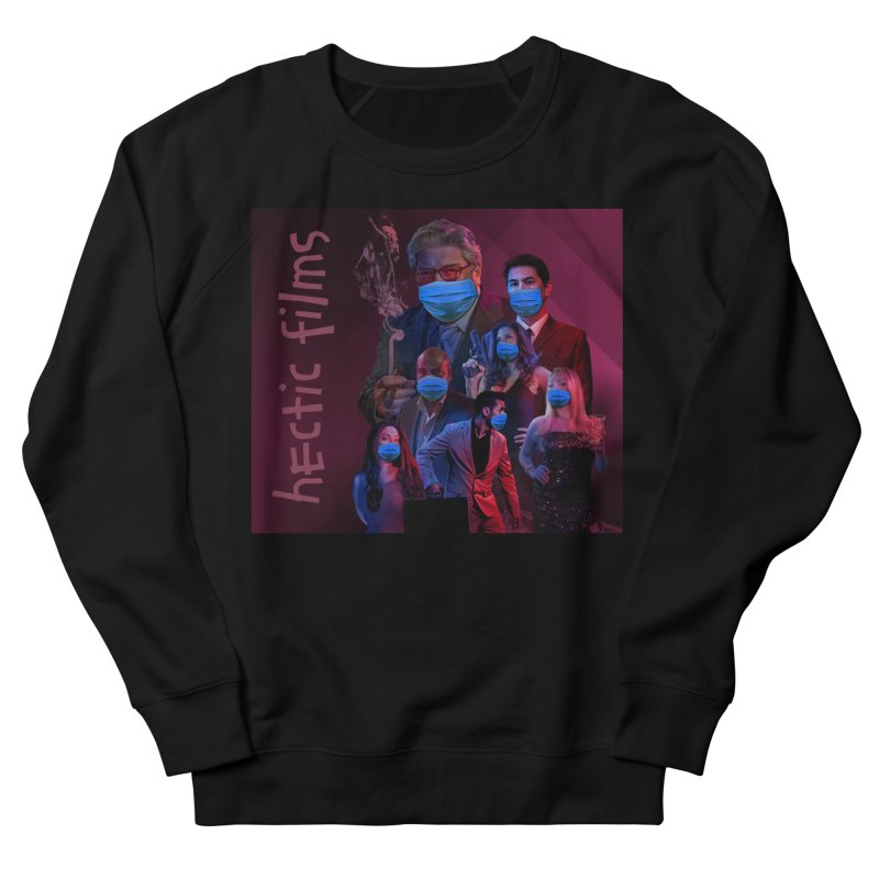 Booze, Broads and Blackjack - Coronavirus Addition Men's Sweatshirt by The Official Hectic Films Shop