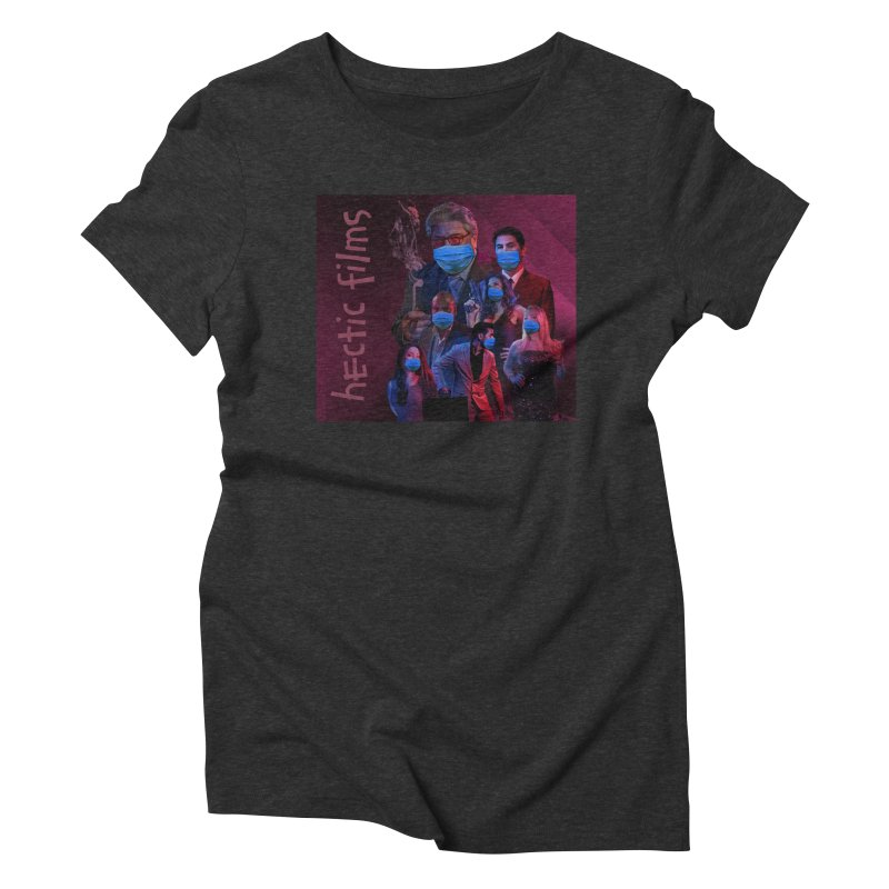 Booze, Broads and Blackjack - Coronavirus Addition Women's T-Shirt by The Official Hectic Films Shop