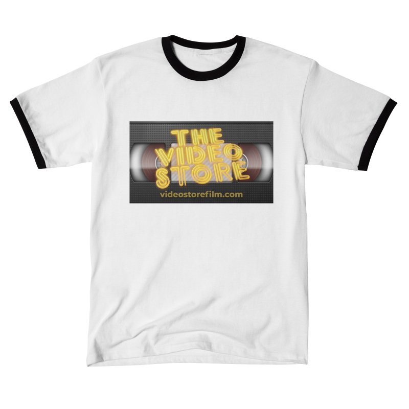 The Video Store VHS - Shirt Men's T-Shirt by The Official Hectic Films Shop