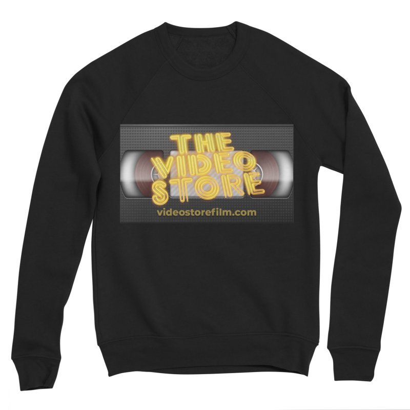 The Video Store VHS - Shirt Men's Sweatshirt by The Official Hectic Films Shop