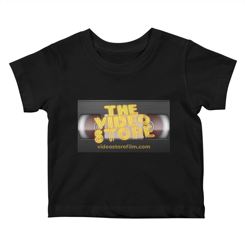 The Video Store VHS - Shirt Kids Baby T-Shirt by The Official Hectic Films Shop