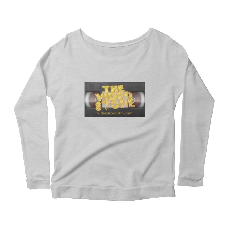 The Video Store VHS - Shirt Women's Longsleeve T-Shirt by The Official Hectic Films Shop