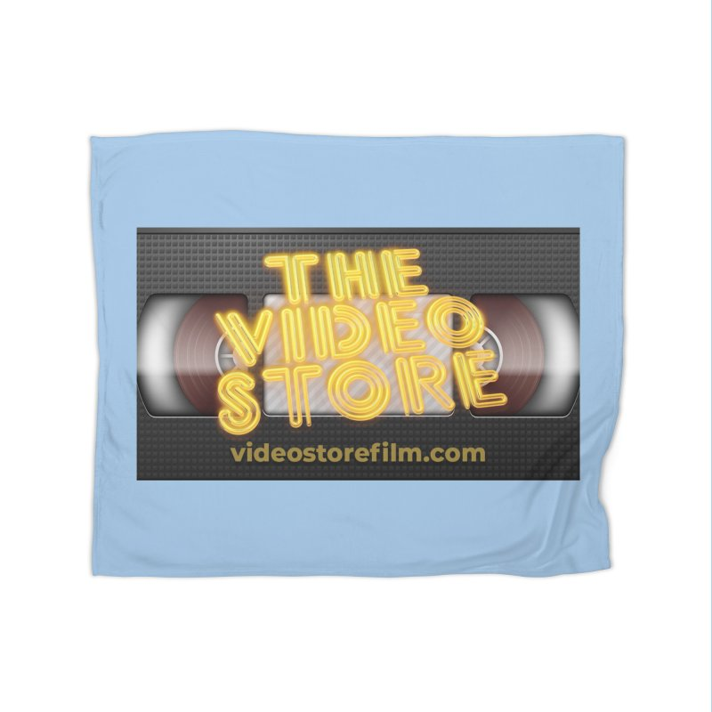 The Video Store VHS - Shirt Home Blanket by The Official Hectic Films Shop