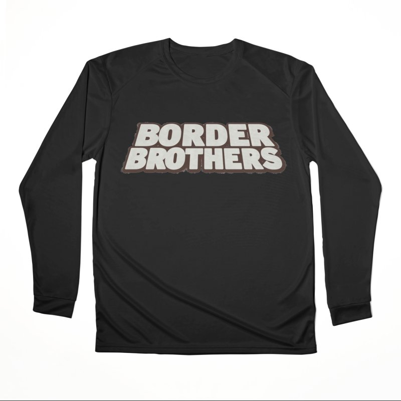 Border Brothers T-Shirt Men's Longsleeve T-Shirt by The Official Hectic Films Shop