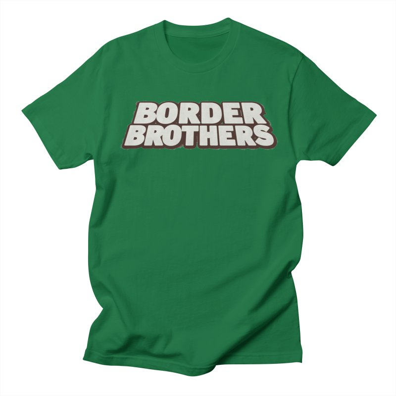 Border Brothers T-Shirt Men's T-Shirt by The Official Hectic Films Shop
