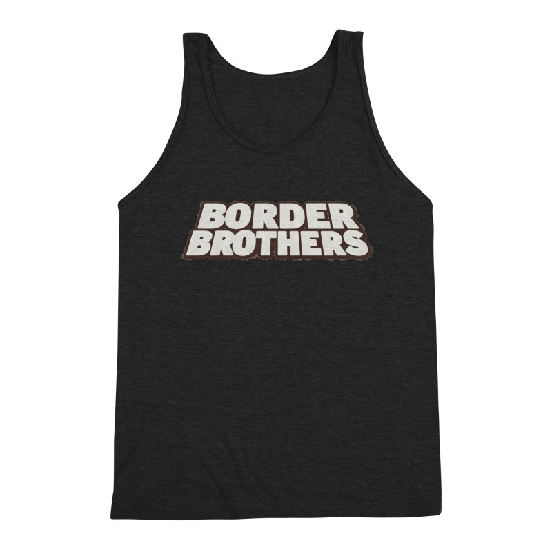 Border Brothers T-Shirt Men's Tank by The Official Hectic Films Shop