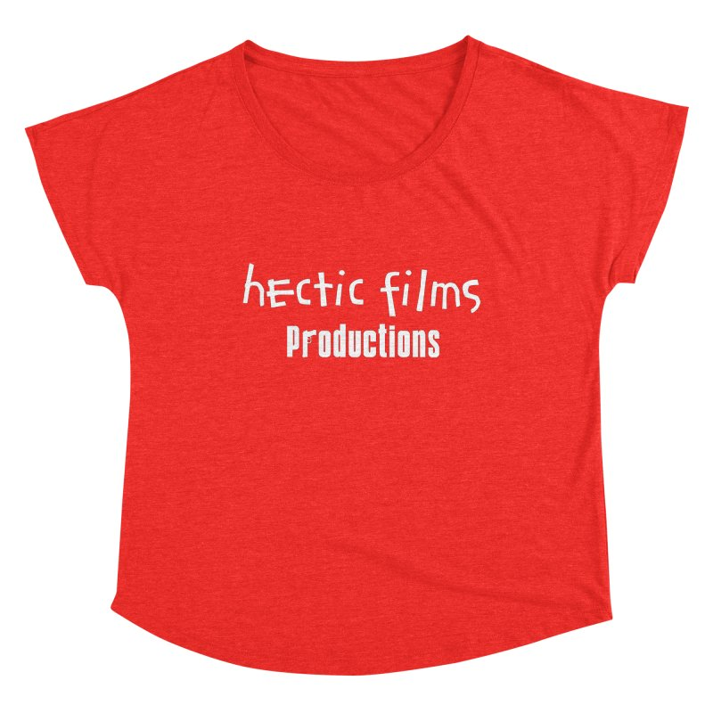 (Official) Hectic Films Classic T-Shirt Women's Scoop Neck by The Official Hectic Films Shop