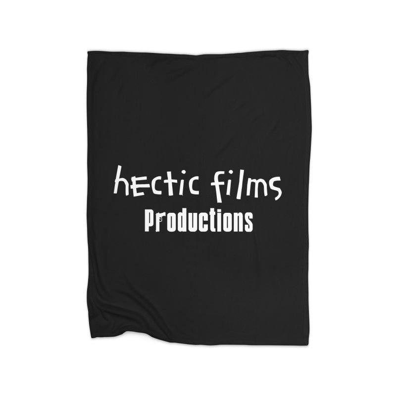 (Official) Hectic Films Classic T-Shirt Home Blanket by The Official Hectic Films Shop