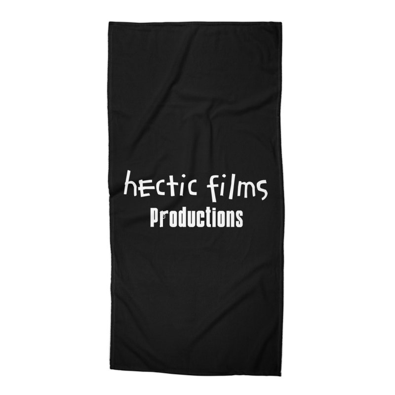 (Official) Hectic Films Classic T-Shirt Accessories Beach Towel by The Official Hectic Films Shop