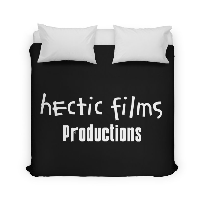 (Official) Hectic Films Classic T-Shirt Home Duvet by The Official Hectic Films Shop