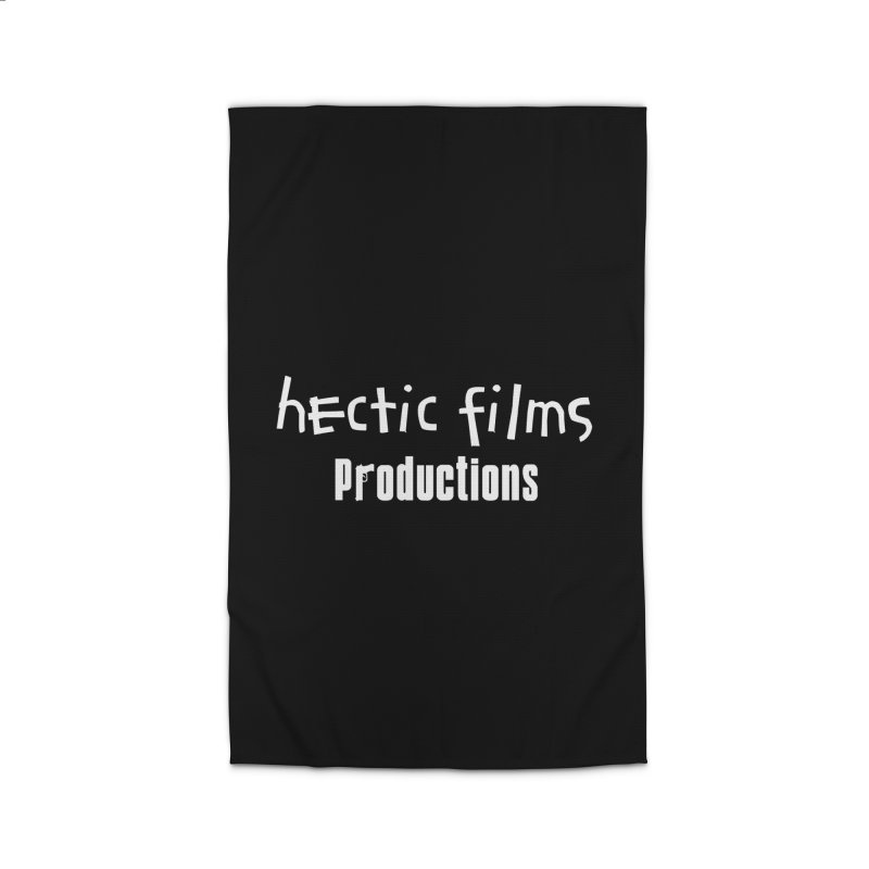 (Official) Hectic Films Classic T-Shirt Home Rug by The Official Hectic Films Shop