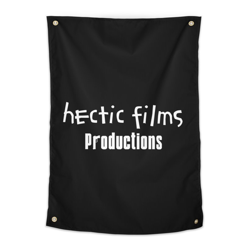 (Official) Hectic Films Classic T-Shirt Home Tapestry by The Official Hectic Films Shop