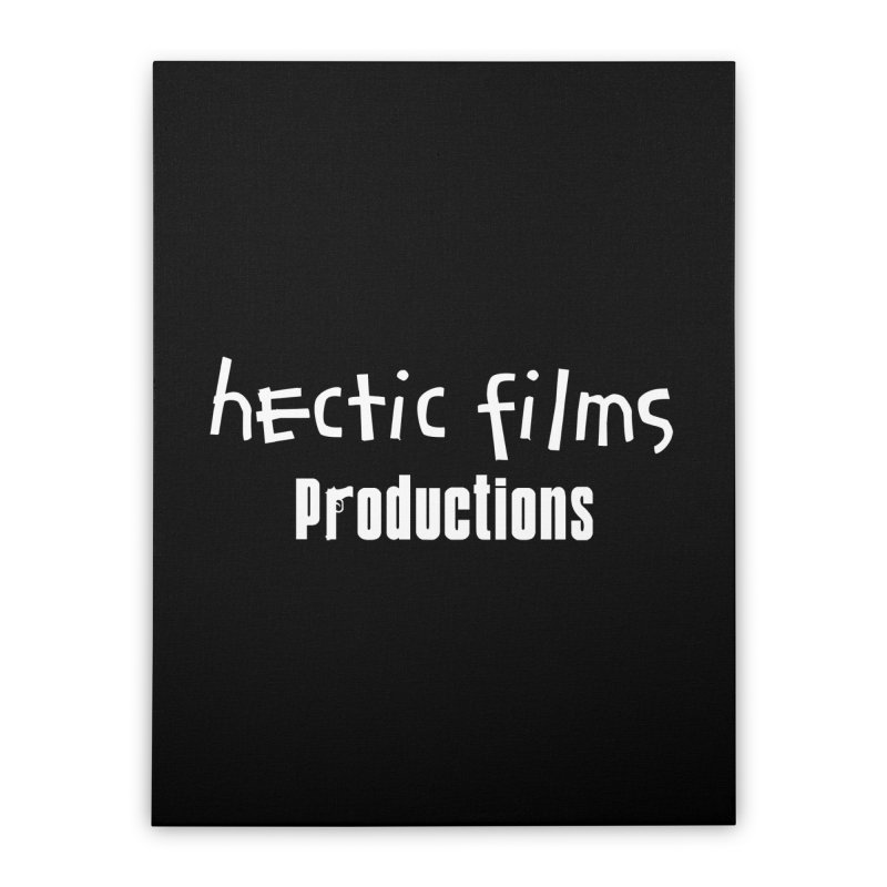 (Official) Hectic Films Classic T-Shirt Home Stretched Canvas by The Official Hectic Films Shop