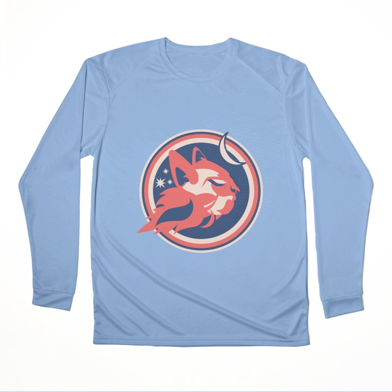 Space Cats Logo (Official) Women's Longsleeve T-Shirt by The Official Hectic Films Shop