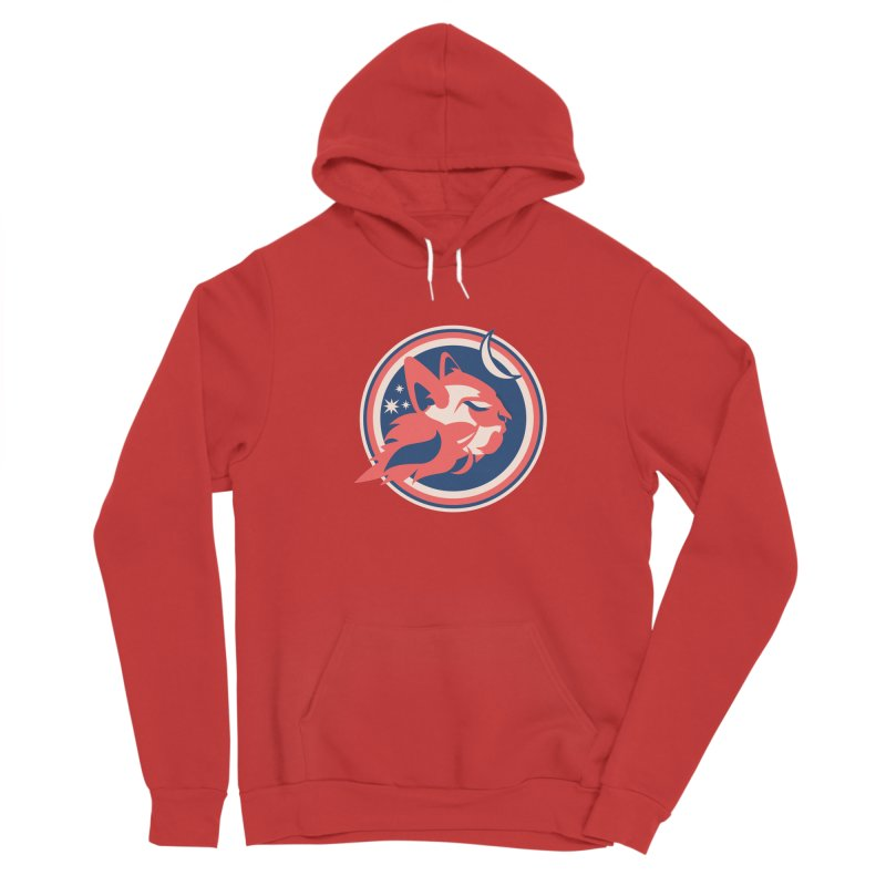 Space Cats Logo (Official) Men's Pullover Hoody by The Official Hectic Films Shop