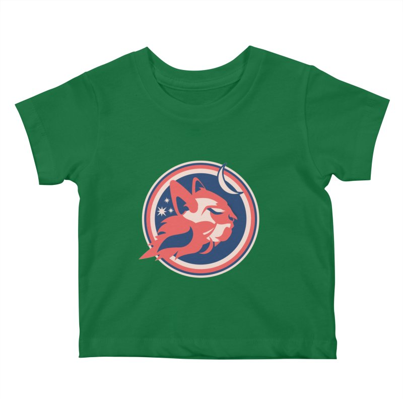 Space Cats Logo (Official) Kids Baby T-Shirt by The Official Hectic Films Shop