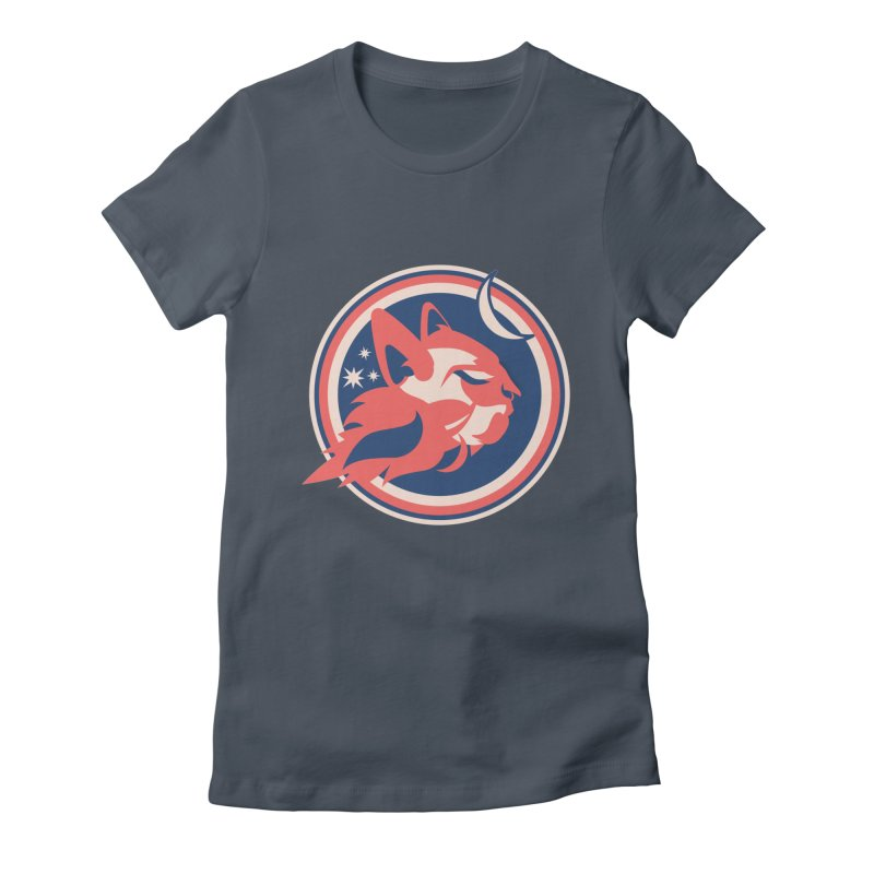 Space Cats Logo (Official) Women's T-Shirt by The Official Hectic Films Shop