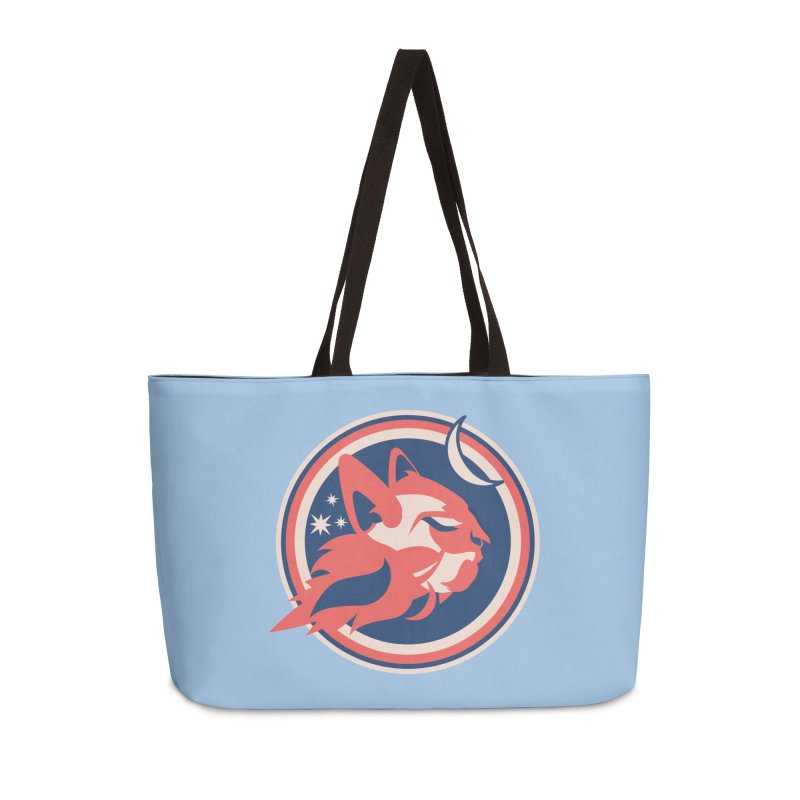 Space Cats Logo (Official) Accessories Bag by The Official Hectic Films Shop