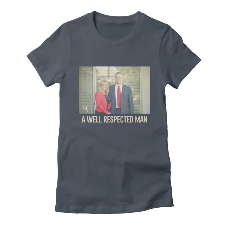 A Well Respected Man Short Film - May 2020 Limited Women's T-Shirt by The Official Hectic Films Shop